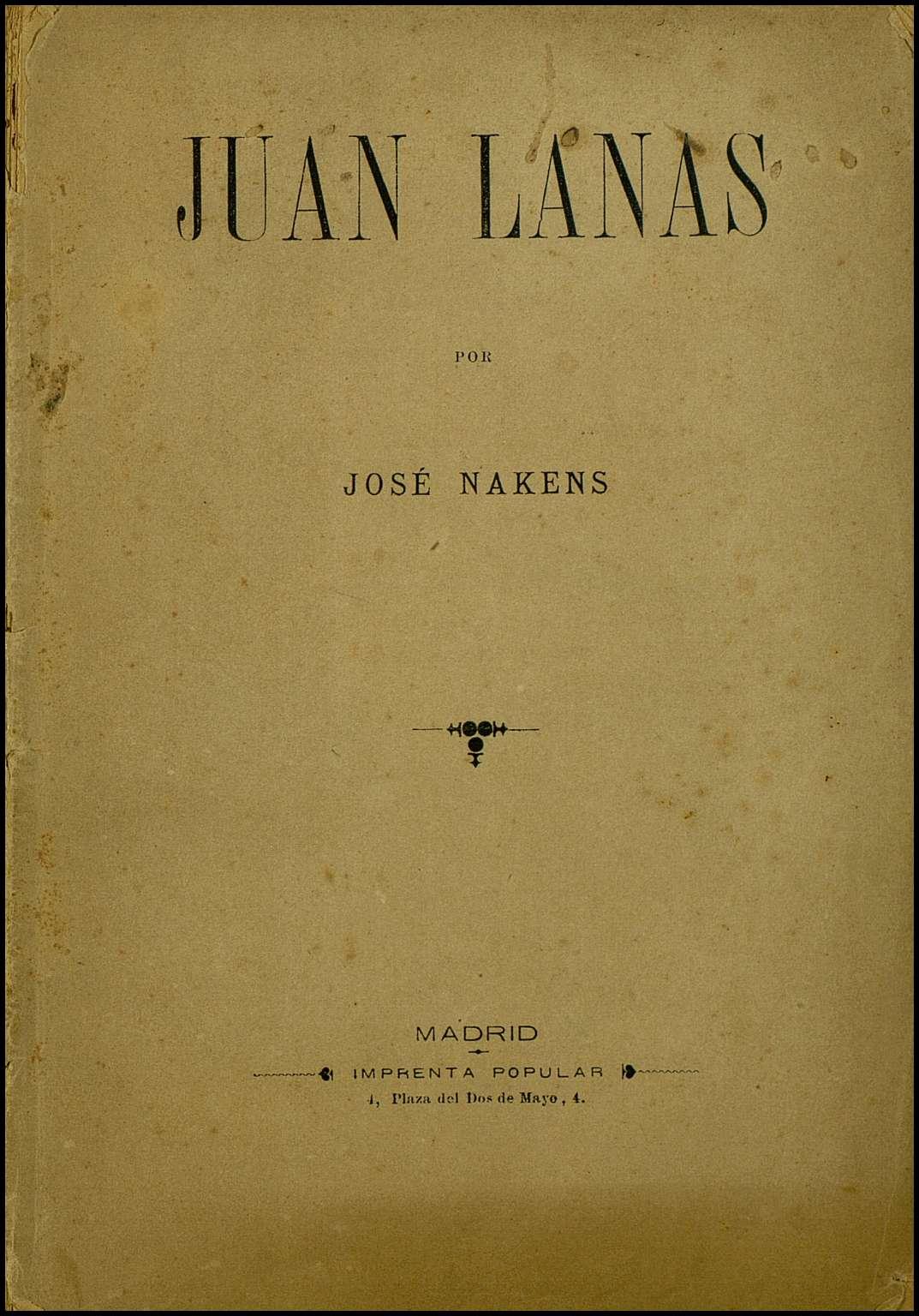 Juan Lanas