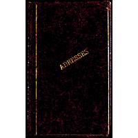 Agenda personal 1900-1901