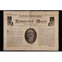 Humanidad Nueva: revista de pedagogia ilustrada