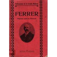 Ferrer, páginas para la historia